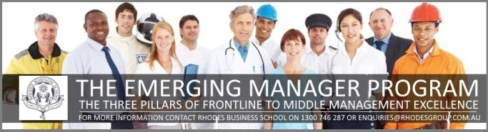 Rhodes Business School Management Excellence Program